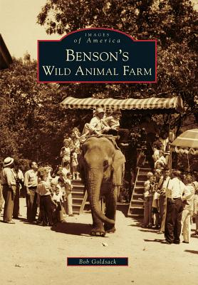 Benson's Wild Animal Farm By Goldsack, Bob