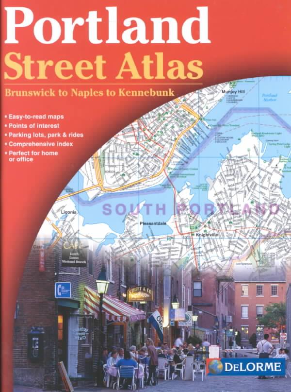 Portland Street Atlas By Delorme (EDT)
